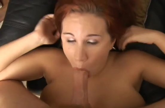 Whore Natural tits big cock she