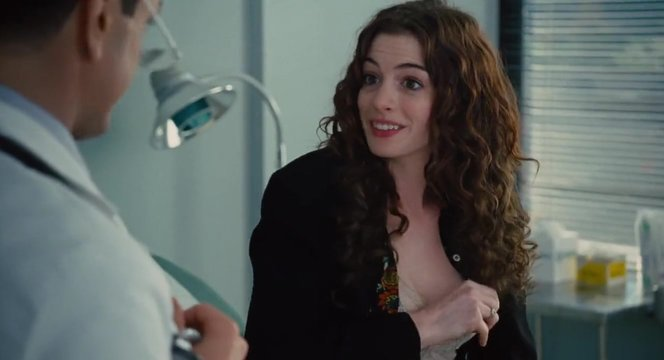Nude pictures of anne hathaway #15