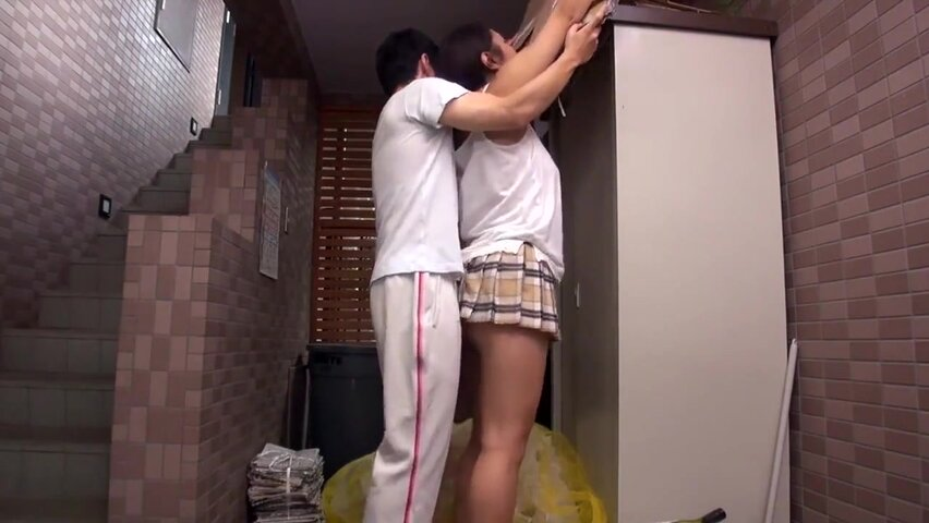 Young Amateur Married Couple