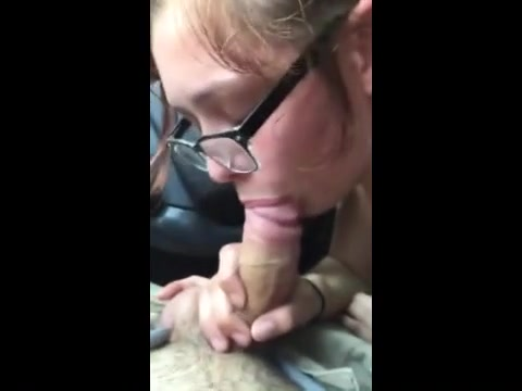 Getting My Dick Sucked In Front Of A Car Wheel Porn Video