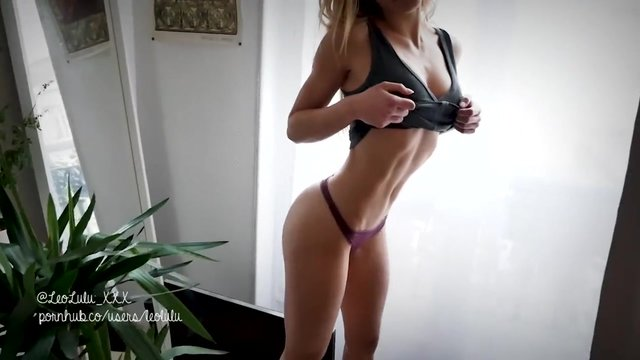 fit girl fucked