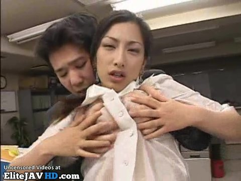 Japanese Wife Fucked Boss