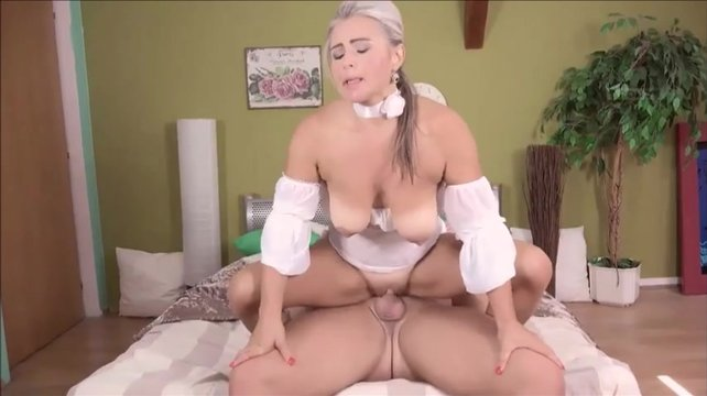 Country Girl Rides Cock