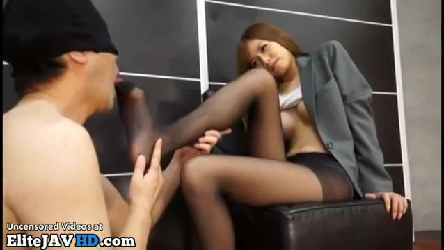 asian secretary tube