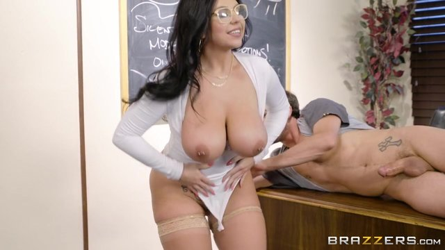 College Teacher Fucks Student