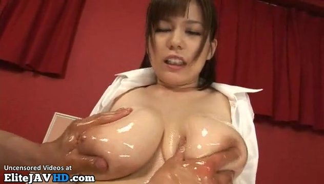 Huge Natural Tits Titty Fuck