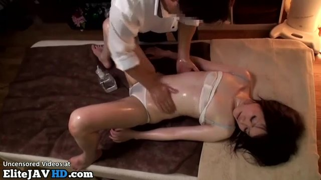 Japanese massage sexy video