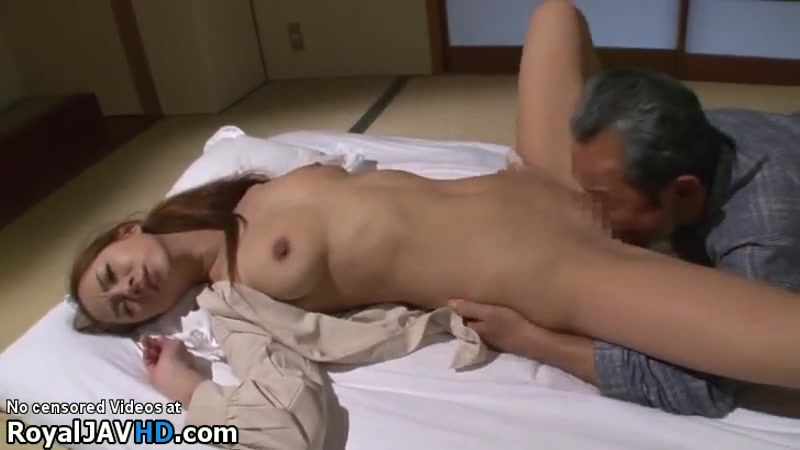 Four Japanese Teen Fucked